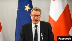 ევროკავშირის ელჩი საქართველოში კარლ ჰარცელი