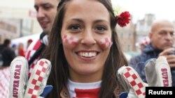 Një fanse kroate...