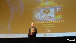 Посол Мексики в Азербайджане Хуан Родриго Лабардини Флорес