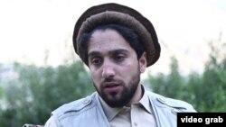 Аҳмад Масъуд, писари Аҳмадшоҳи Масъуд