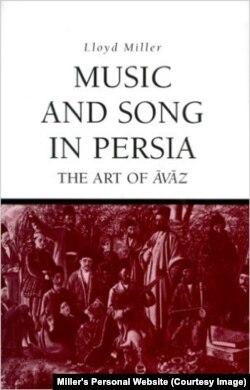 عکسی از روی جلد کتاب موسیقی و ترانه در ایران نوشته لوید میلر