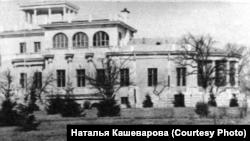Вилла Косиора в Межигорском урочище в Киеве