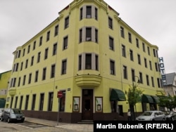 The Brioni Boutique Hotel in the eastern Czech city of Ostrava