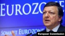 Еврокомиссия башлыгы Жозе Мануэл Баррозу