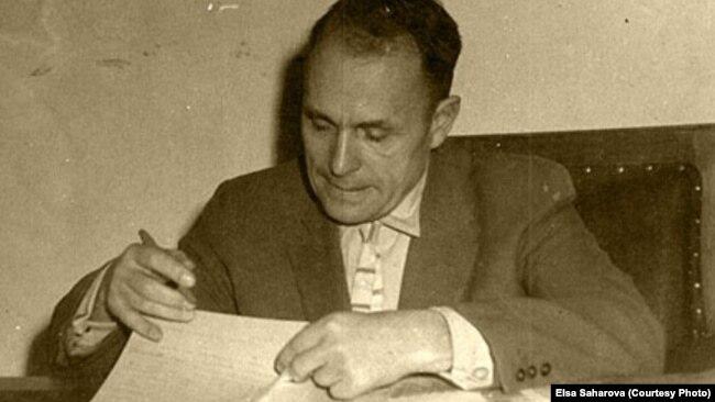 Армин Стромберг, начало 1960-х годов