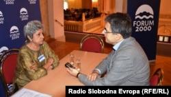 Nilem Deo u razgovoru sa novinarom RSE Draganom Štavljaninom