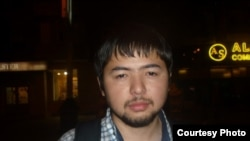 Программист Садык Шеримбек. Фото из личного архива.