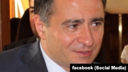 Азербайджанский дипломат Ариф Мамедов