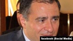 Azerbaijan -- diplomat Arif Mammadov - 2014