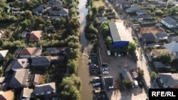 Вилкове на Одещині розташоване в дельті Дунаю, неподалік румунського кордону