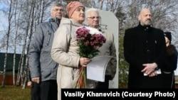 """Руководитель проекта """"Прощение и память"""" Валентина Зарубина"""