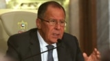 Rus daşary işler ministri Sergeý Lawrow