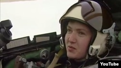 Надія Савченко, український пілот