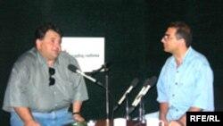 Ayaz Salayevlə müsahibə, 27 iyun 2006