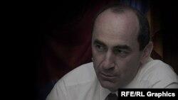 ՀՀ երկրորդ նախագահ Ռոբերտ Քոչարյան, արխիվ