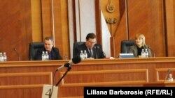 Парламентот на Молдавија