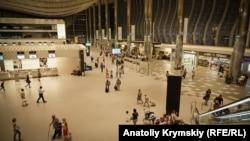 Аэропорт Симферополя, иллюстрационное фото