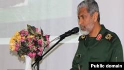 Ali Ozmaei, IRGC Naval Commander, Persian Gulf Islands