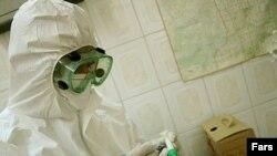 یک مرکز درمانی ویژه آنفلوآنزای خوکی در اصفهان