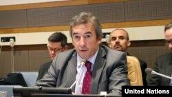 Santiago Otamendi, president of the Financial Action Task Force (FATF)