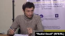 Журналист Сайфи Сафар.