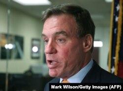 U.S. Senator Mark Warner (file photo)