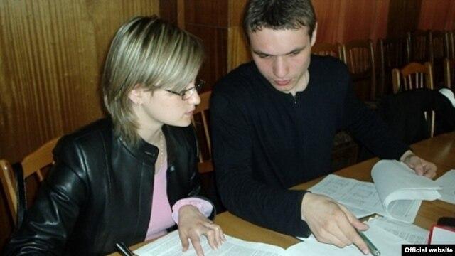 La un curs de antrenament pentru tinerii oameni de afaceri
