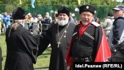 Чаллыда казак фестивале