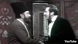 «Dərviş Parisi partladır» filmindən kadr.