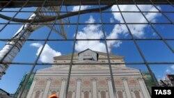 Реконструкция Большого театра вызвала много вопросов