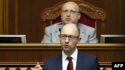 Прем'єр-міністр України Арсеній Яценюк – один з головних недоброзичливців Дмитра Фірташа