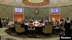 Иллюстративное фото. Встреча представителей стран-членов Совета сотрудничества арабских государств Персидского залива.