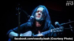 Васілій К., лідэр гурту «Василий К. и интеллигенты»