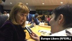 Monica Macovei, intervievată de Valentina Ursu. 8 februarie 2017