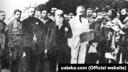 Центральна Рада під час проголошення першого Універсалу