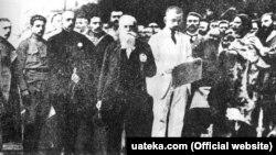 Проголошення першого Універсалу Центральної Ради