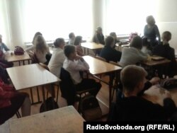 96-ая школа Данецку