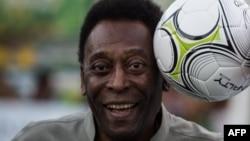 Футбол легендасы Пеле