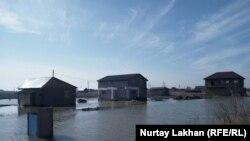 Весенние паводки в Алматинской области. Иллюстративное фото.