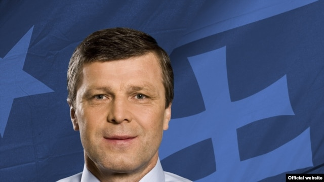 European Parliament deputy and Slovak hockey legend Peter Stastny
