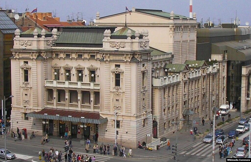 """Srpsko-albanski """"Romeo i Julija"""" na daskama Narodnog pozori�ta"""