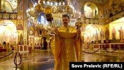 Pravoslavni hramovi na Uskrs bez vernika