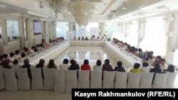 Мероприятие, организованное Форумом женщин-депутатов.