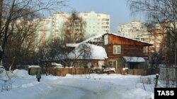 Поселок Бутово