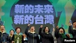 Slavlje u stožeru stranke DPP