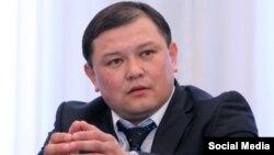 Дастан ЖУмабеков.