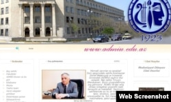Universitetin saytından