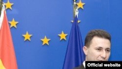 Kryeministri Nikolla Gruevski