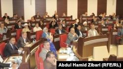 جلسة لبرلمان إقليم كردستان