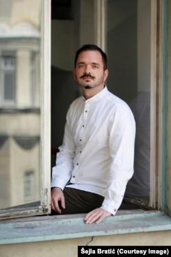 Bh. umjetnik Bojan Stojčić